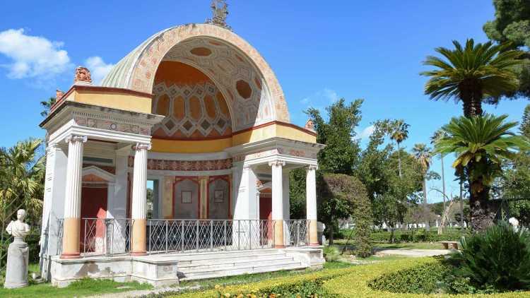 Villa Giulia, Palermo
