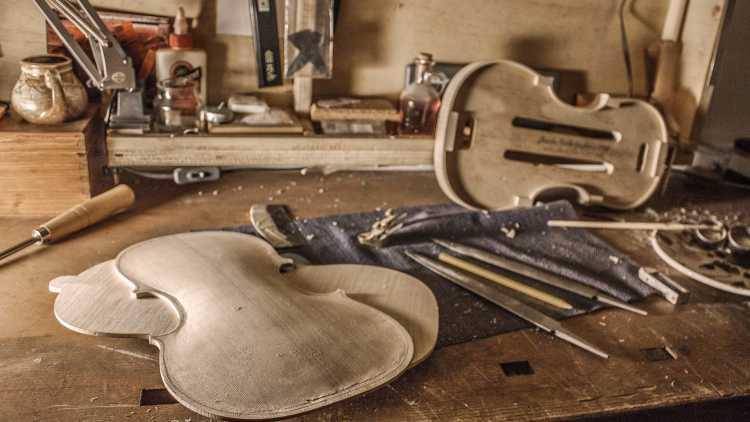Fabbricazione di violini