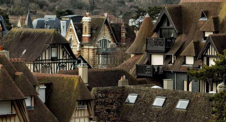 Séjour à Deauville