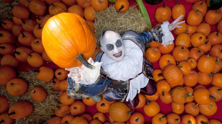 Halloween in Europa-park