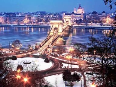 Budapest en hiver