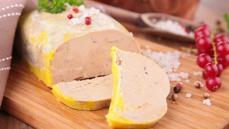 foie gras français