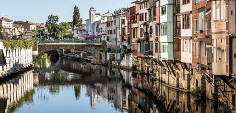 Week-end à Castres