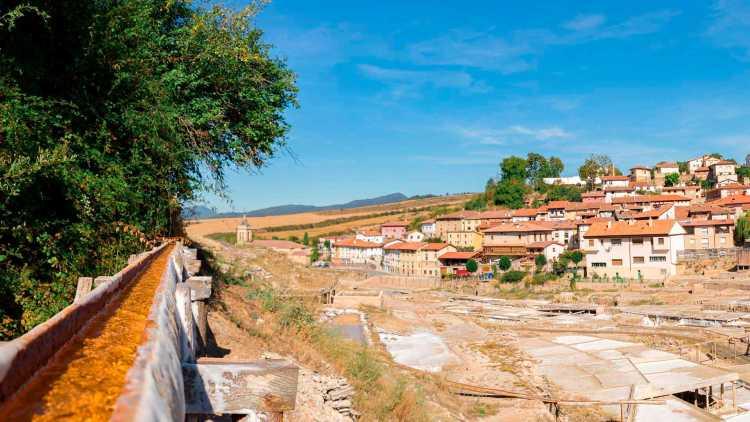 Valle Salado de Salinas de Añana, Álava