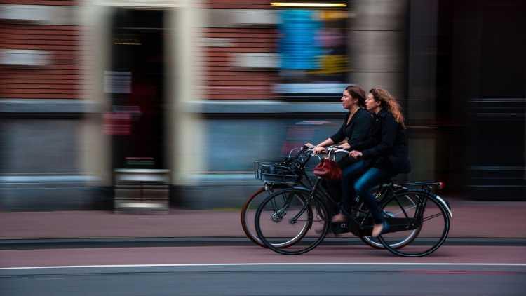 La bicicletta come mezzo di trasporto alternativo