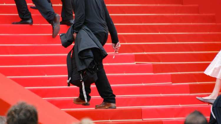 Attori al Festival di Cannes