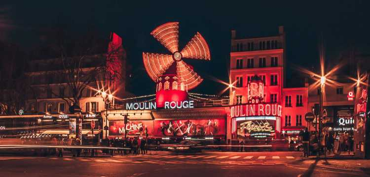 Moulin Rouge Movie Nights