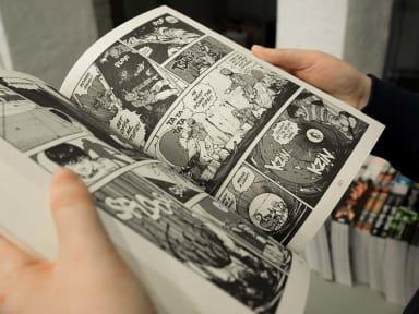 Livre de manga