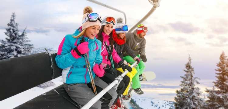 Se préparer à skier