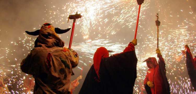 Correfoc firework