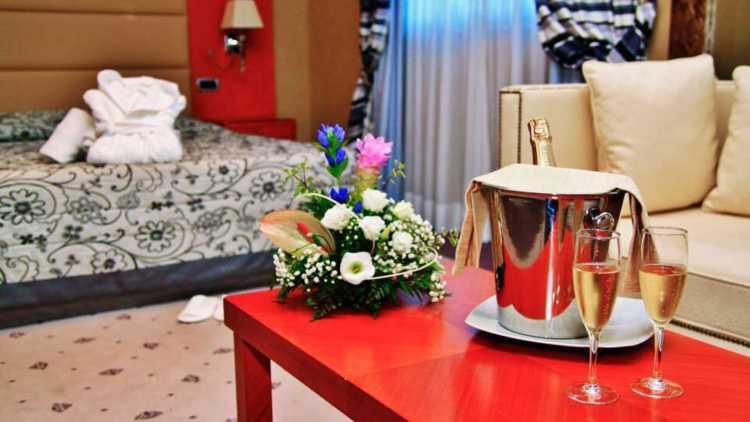 Capodanno romantico all'Hotel Perusia