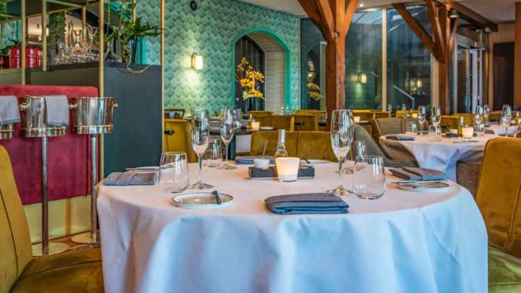 Restaurant voor Valentijnsdag, Hotel & Spa Savarin