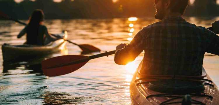 Découvrir la France en Kayak