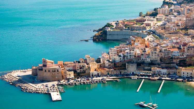 Alcamo, Sicilia
