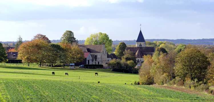 Chérence, Village du Véxin Français
