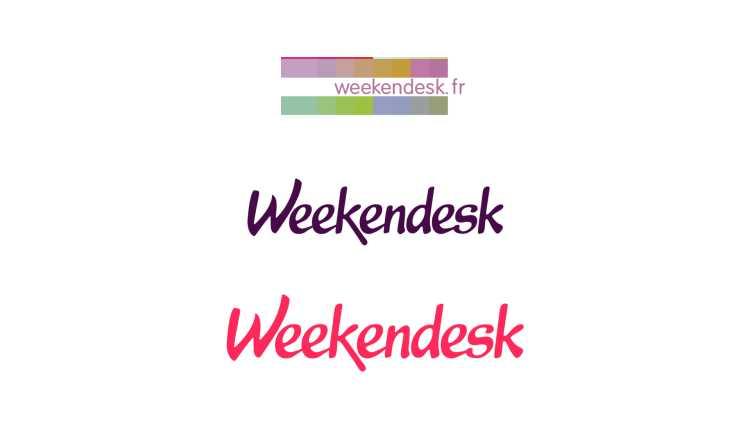 Logo Weeekendesk