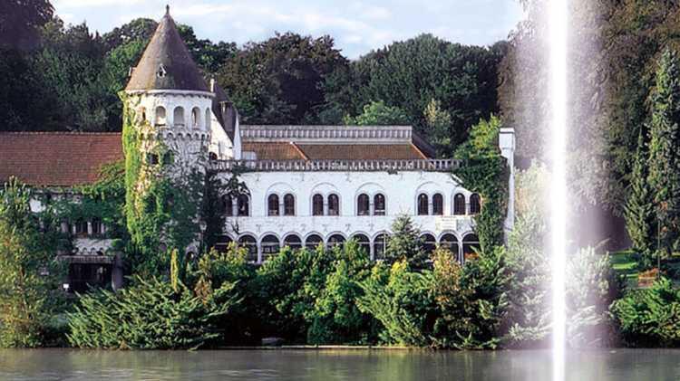 Wellness met privé-jacuzzi in kasteel, Genval