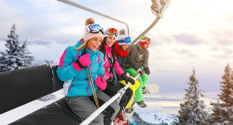 Skivakantie-aanbiedingen voorjaar 2020