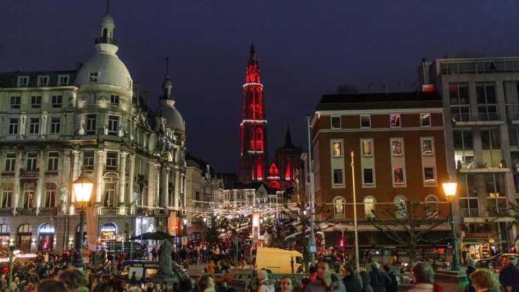 Weekendje Antwerpen met kerstshopping
