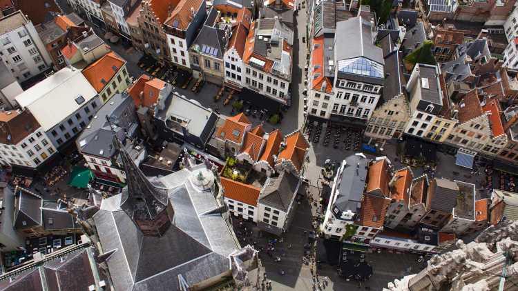 Antwerpen weekendje