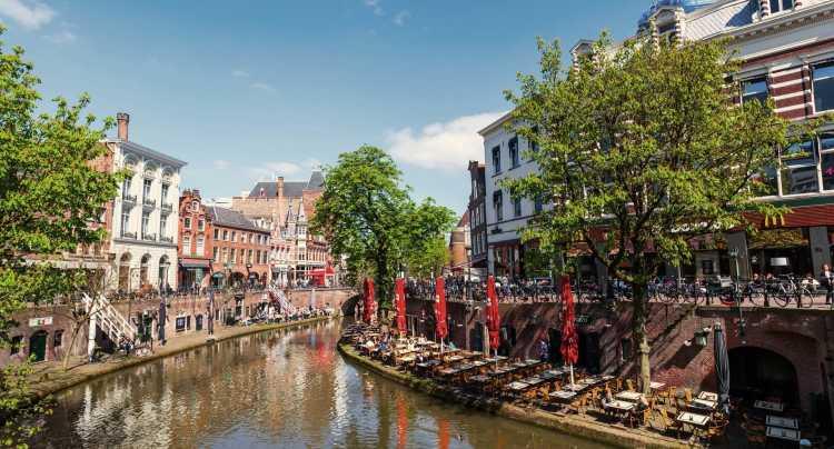 weekendje weg in de stad Utrecht