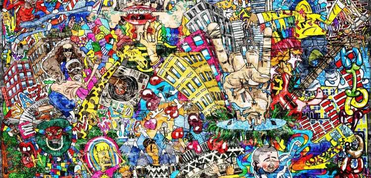 Les hauts lieux du Street Art en France