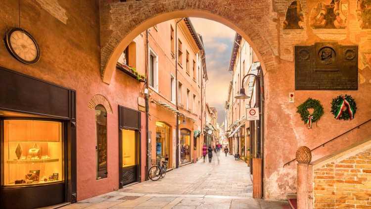 Ravenna città
