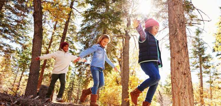 5 activités pour des vacances de la Toussaint en famille