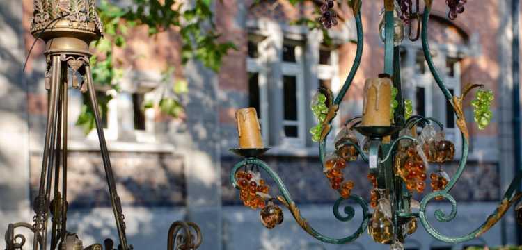 Lustres, Braderie de Lille