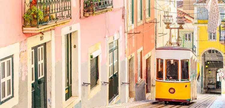 Chemin de fer de Lisbonne