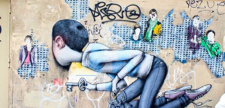 Artiste Seth Globepainter, 13ème arrondissement