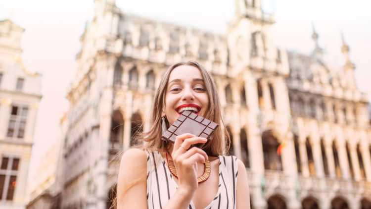 Brussel is de chocoladehoofdstad