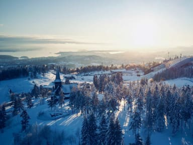 Holmenkollen, Oslo, Norvège