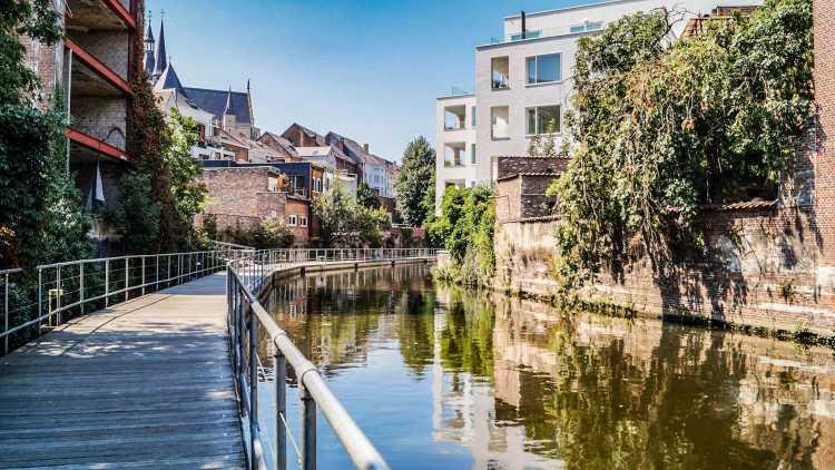 Mechelen grachten