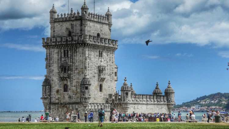 La Torre de Belém en Lisboa, un 'must'