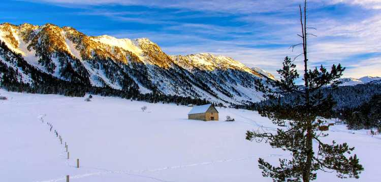 Valle de Arán, Pirineos
