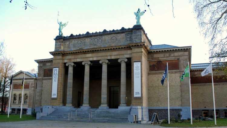Museum voor Schone Kunsten, Gent.