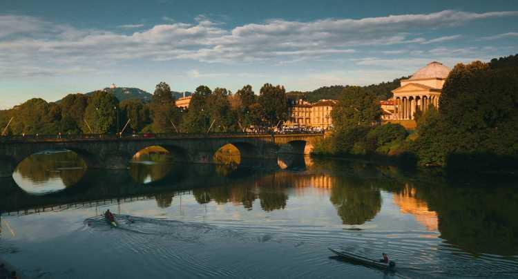 Torino elegante e suggestiva