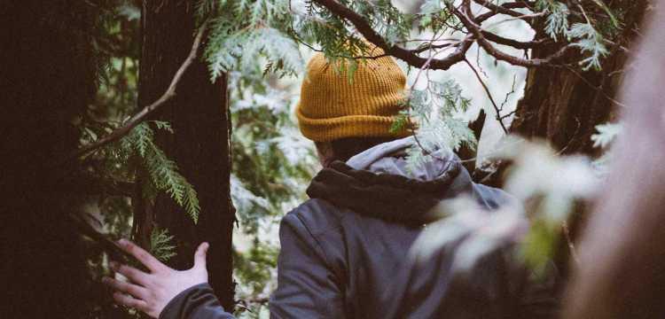 Verdwijn dit weekend in de natuur