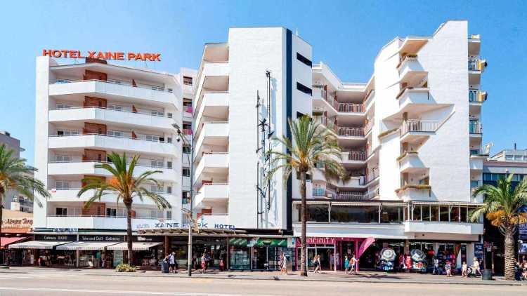 Xaine Park