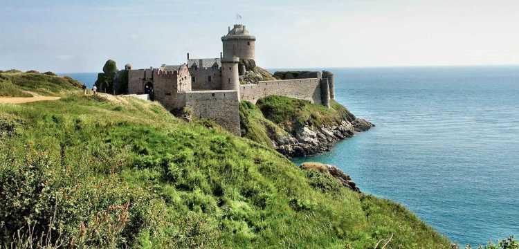 Fort La Latte, Côtes-d'Armor