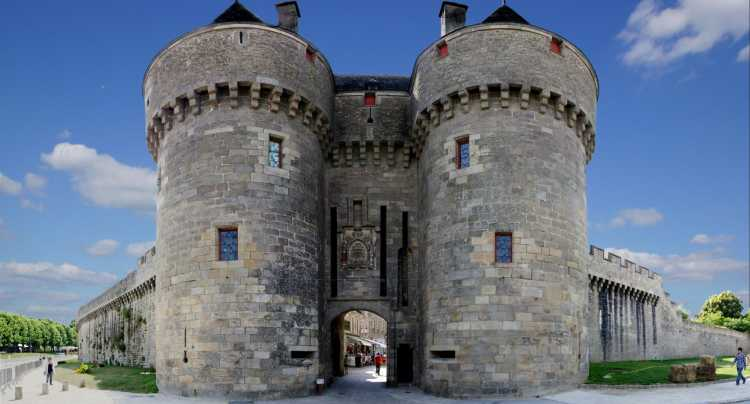 chateau en Guérande