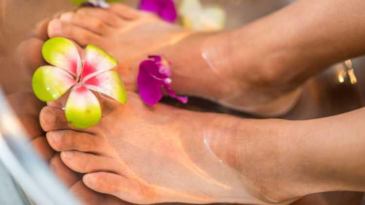 Spa en schoonheidsbehandelingen in wellnesshotel