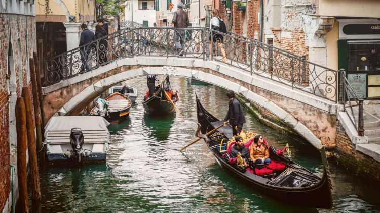 Venetië, hoofdstad van de Spritz