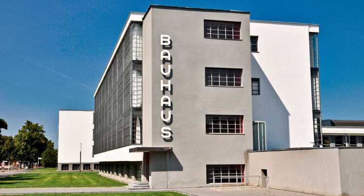 Bauhaus, Dessau