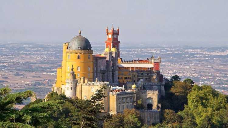 Minivacaciones en Sintra