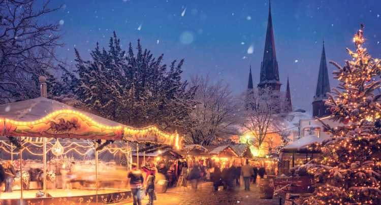 Kerstmarkten: altijd sfeervol