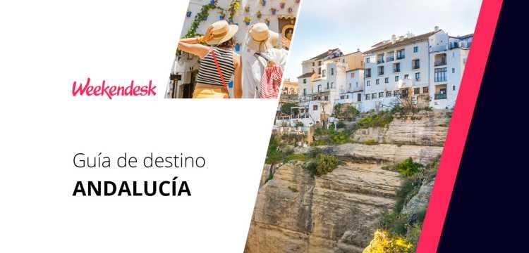 Descubre rincones con encanto por toda la geografía andaluza