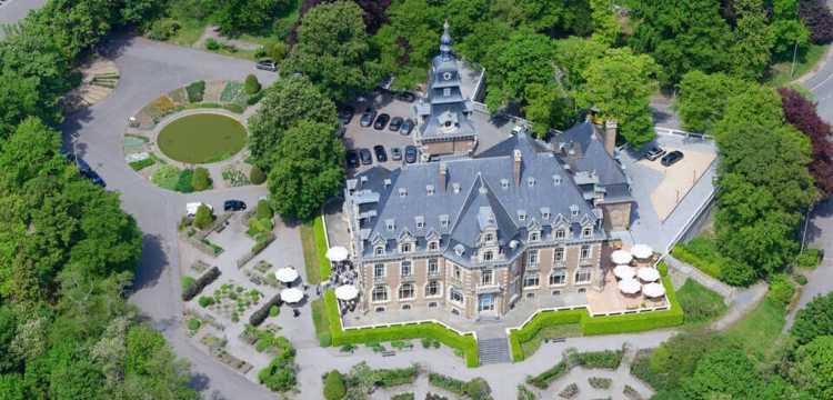 Les plus beaux hôtels de charme de Belgique