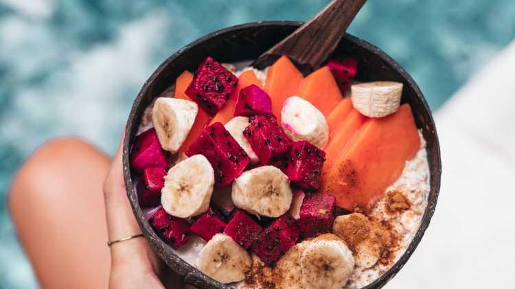 En verano, nada como la fruta